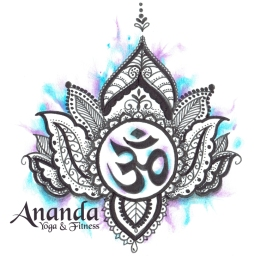 Ananda logo with text