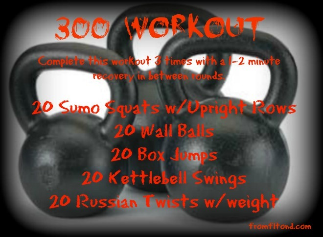 300 workout 2