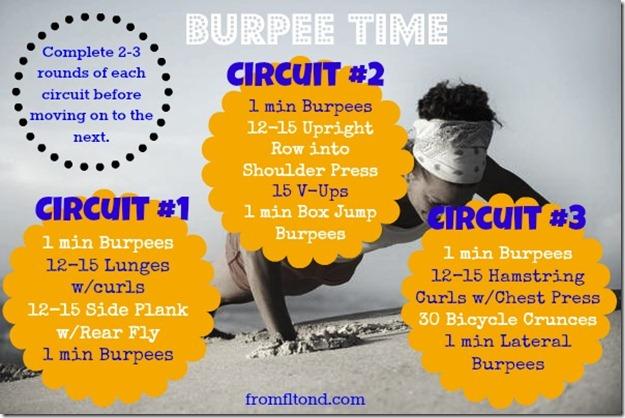 Burpee Time