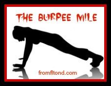 The Burpee Mile