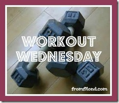 Workout Wednesday 2