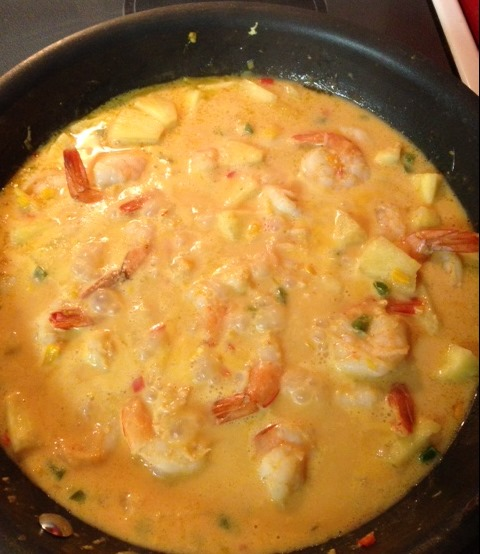 how to cook north atlantic shrimp