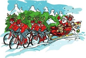 Christmas Riders